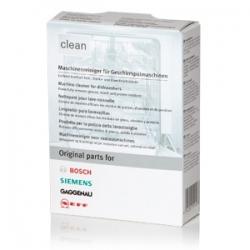Средство для чистки посудомоечных машин Bosch № 00311313