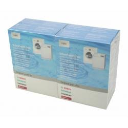 Набор антинакипина для стиральных / посудомоечных машин Bosch № 00311600