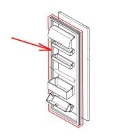 Дверь для холодильника Electrolux 2256473014