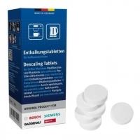 Таблетки для чистки кофемашин Bosch Антинакипин в таблетках для кофемашин  311556 00311864