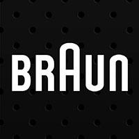 Логотип Браун - ремонтируем технику данного бренда