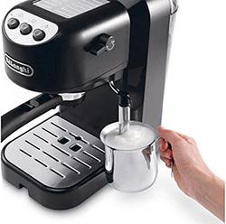 Изображение кофемашины Делонги после: ремонта отлично варит кофе